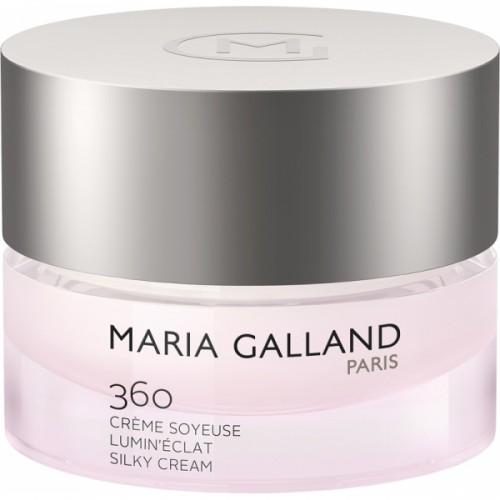 Crema Matasoasa Anti Imbatranire De Luminozitate Si Hidratare - 360 - Silky Cream - Maria Galland - 50 Ml