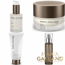 Kit anti-age cu peptide si celule stem pentru ten Matur - Activ Age - Maria Galland - 4 produse cu 15% discount