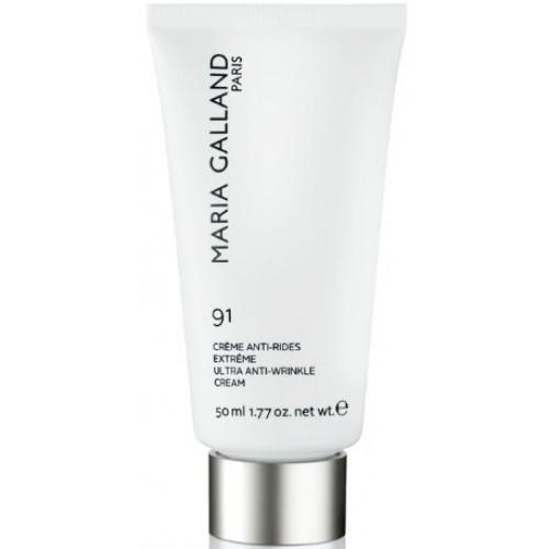 Crema Extrem Antirid - Ultra Anti-wrinkle Cream 91 - Maria Galland - 50 Ml