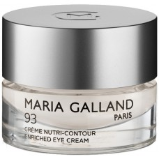 Crema pentru ochi Nutri-Contur - Enriched Eye Cream 93 - Maria Galland - 15 ml