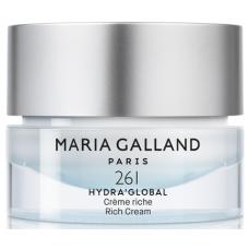 Cremă intens hidratantă - 261 - Rich Cream - Maria Galland - Hydra'Global - 50 ml