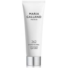 Cremă hidratantă pentru toate tipurile de ten - 262 - Light Cream - Maria Galland - Hydra'Global - 50 ml
