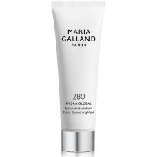Mască intens hidratantă - 280 - Thirst-Quenching Mask - Hydra'Global - Maria Galland - 50 ml