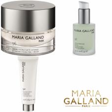 Kit pentru ten normal sau mixt - 92 + 96 + 98 - Intense hydration - Maria Galland - 3 produse cu 15% discount