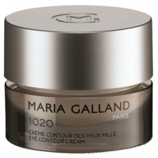 Crema contur pentru ochi antirid - Eye Contour Cream - Mille 1020 - Maria Galland - 15 ml
