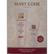 Set fluid pentru stralucire + masca pentru ochi CADOU - Mary Cohr