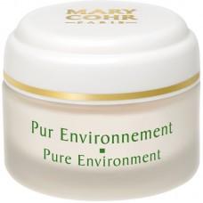 Crema cu efect de oxigenare pentru ten sensibil - Pur Environnement - Mary Cohr - 50 ml