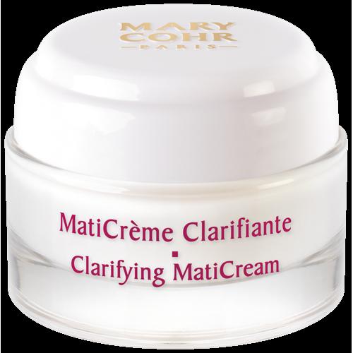 Crema Matifianta Clarifianta Maticrème Clarifiante Mary Cohr