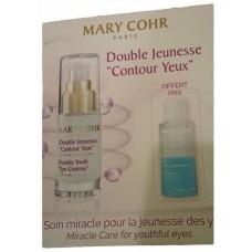 Set cadou pentru contur ochi - Double Jeunesse Contour Des Yeux - Mary Cohr