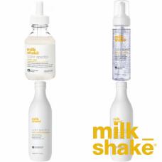 Kit pentru fixarea  si mentinerea culorii - Color Specifics - Milk Shake - 4 produse cu 25% discount