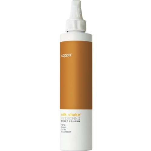 Pigment De Colorare Directa - Conditioning Copper - Direct Colour - Milk Shake - 100 Ml