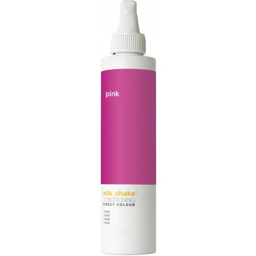 Pigment De Colorare Directa - Conditioning Pink - Direct Colour - Milk Shake - 100 Ml