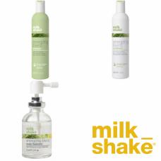 Kit energizant pentru par subtire si fragil - Energizing Blend - Milk Shake - 3 produse cu 22% discount