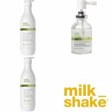 Kit mare energizant pentru par subtire si fragil - Energizing Blend - Milk Shake - 3 produse cu 22% discount
