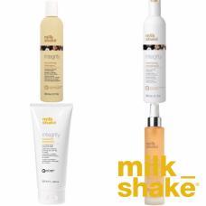 Kit pentru hidratare si reparare - Integrity System - Milk Shake - 4 produse cu 20% discount