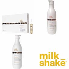 Kit mare de curatare, hidratare si reparare - Integrity System - Milk Shake - 3 produse cu 7% discount