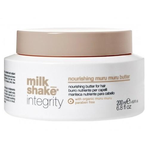 Unt Intens Hidratant Pentru Toate Tipurile De Par - Nourishing Muru Muru Butter - Integrity  - Milk Shake - 200 Ml