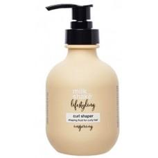 Tratament pentru definirea buclelor - Curl Shaper - Lifestyling - Milk Shake - 200 ml