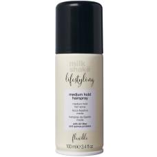 Spray-fixativ cu fixare medie  pentru volum si stralucire - Hairspray Medium Hold - Lifestyling - 100 ml