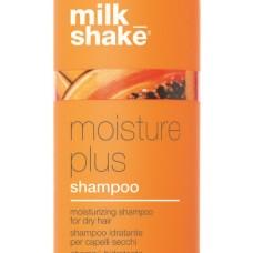 Sampon intens hidratant - Shampoo - Moisture Plus - Milk Shake - 10 ml