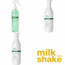 Kit mare revigorant pentru uz zilnic - Sensorial Mint - Milk Shake - 3 produse cu 7% discount