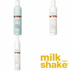 Kit mic de volum pentru par fin sau subtire - Volume Solution - Milk Shake - 3 produse cu 20% discount