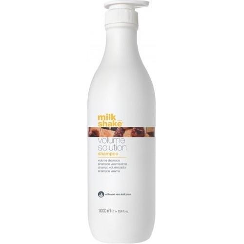 Sampon De Volum Pentru Parul Normal Sau Fin - Volumizing Shampoo - Volume Solution - Milk Shake - 1000 Ml