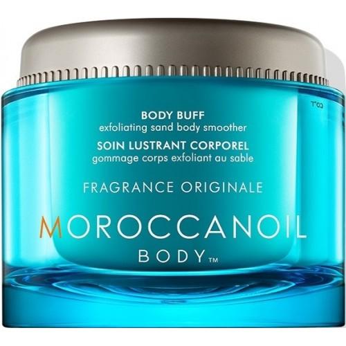 Exfoliant Pentru Corp - Body Buff - Fragrance Originale - Body Line - Moroccanoil - 180 Ml