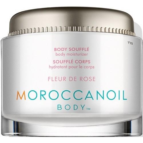 Crema Spumanta Pentru Corp - Body Souffle Fleur De Rose - Body Line - Moroccanoil - 190 Ml