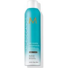 Sampon uscat pentru curatarea parului inchis la culoare - Dry Shampoo - Dark Tones - Moroccanoil - 205 ml
