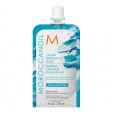 Masca pentru pigmentare - Aquamarine - Color Depositing - Moroccanoil - 30ml