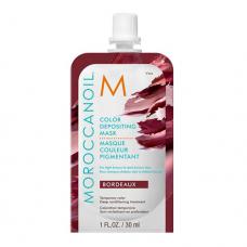 Masca pentru pigmentare - Bordeaux - Color Depositing - Moroccanoil - 30ml