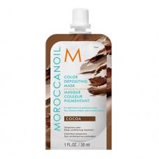 Masca pentru pigmentare - Color Depositing Mask - Cocoa - Color Depositing - Moroccanoil - 30ml
