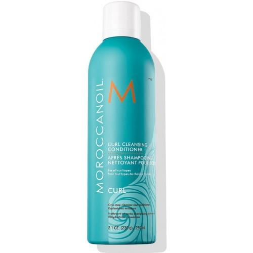 Sampon Balsam Revitalizant Pentru Bucle - Curl Cleansing Conditioner - Curl - Moroccanoil - 250 Ml