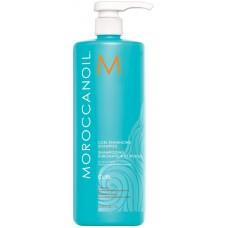 Sampon pentru definirea buclelor - Curl Enhancing Shampoo - Moroccanoil - 1000 ml