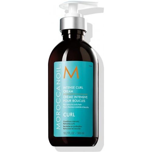 Crema Tratament Intensiv Pentru Bucle - Intense Curl Cream - Curl - Moroccanoil - 300 Ml