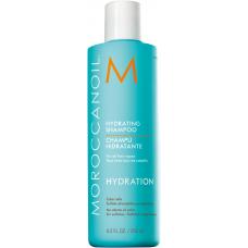 Sampon intens hidratant pentru par uscat sau degradat - Hydrating Shampoo - Moroccanoil - Hydration - 250 ml