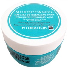 Masca intens hidratanta light - Weightless Hydrating Mask - Hydration - Moroccanoil - 500 ml