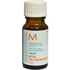 Tratament pentru par subtire sau de culoare deschisa - Treatment - Light - Moroccanoil - 10 ml