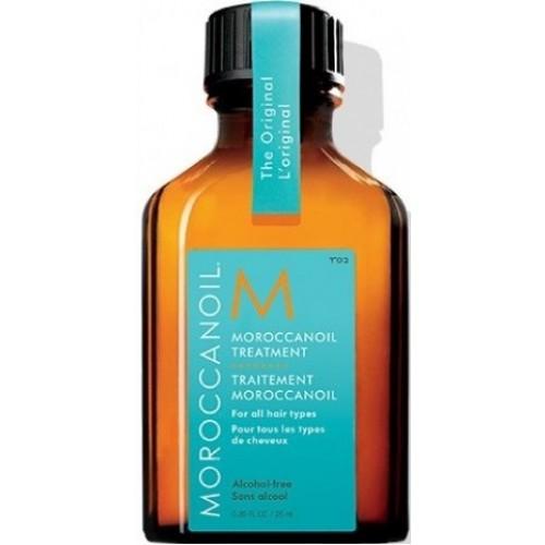 Tratament Pentru Toate Tipurile De Par - Treatment - Moroccanoil - 25 Ml