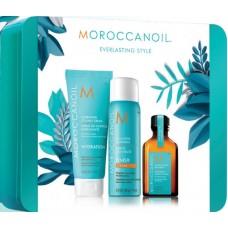 Set cadou pentru styling - Everlasting Style - Styling Line - Moroccanoil