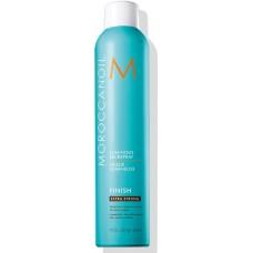 Fixativ cu fixare foarte puternica - Luminous Hairspray - Extra strong - Finish - Moroccanoil - 330 ml