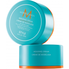 Crema modelatoare cu efect mat - Molding Cream - Style - Moroccanoil - 100 ml