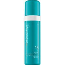Ulei de corp pentru bronzare cu protectie solara medie - Sun Oil - SPF 15 - Sun - Moroccanoil - 150 ml