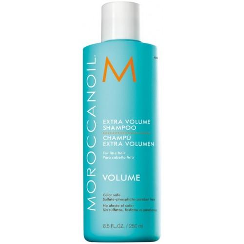 Sampon De Volum Pentru Parul Subtire Si Slabit - Extra Volume Shampoo - Volume - Moroccanoil - 250 Ml