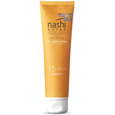 Lotiune de soare - Sun Care Cream SPF 15- Nashi Argan - 150 ml