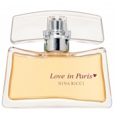 Apa de parfum pentru femei - Eau De Parfum - Love In Paris - Nina Ricci - 30 ml