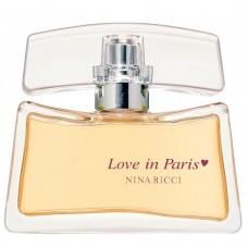 Apa de parfum pentru femei - Eau De Parfum - Love In Paris - Nina Ricci - 50 ml