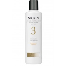 Balsam pentru par vopsit cu structura fina SYS 3 - Scalp Revitaliser - Conditioner - Fine Hair - Chemically Treated  - Nioxin - 300 ml