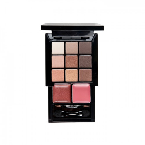 Trusa Make Up Nyx Nude On Nude Natural Look